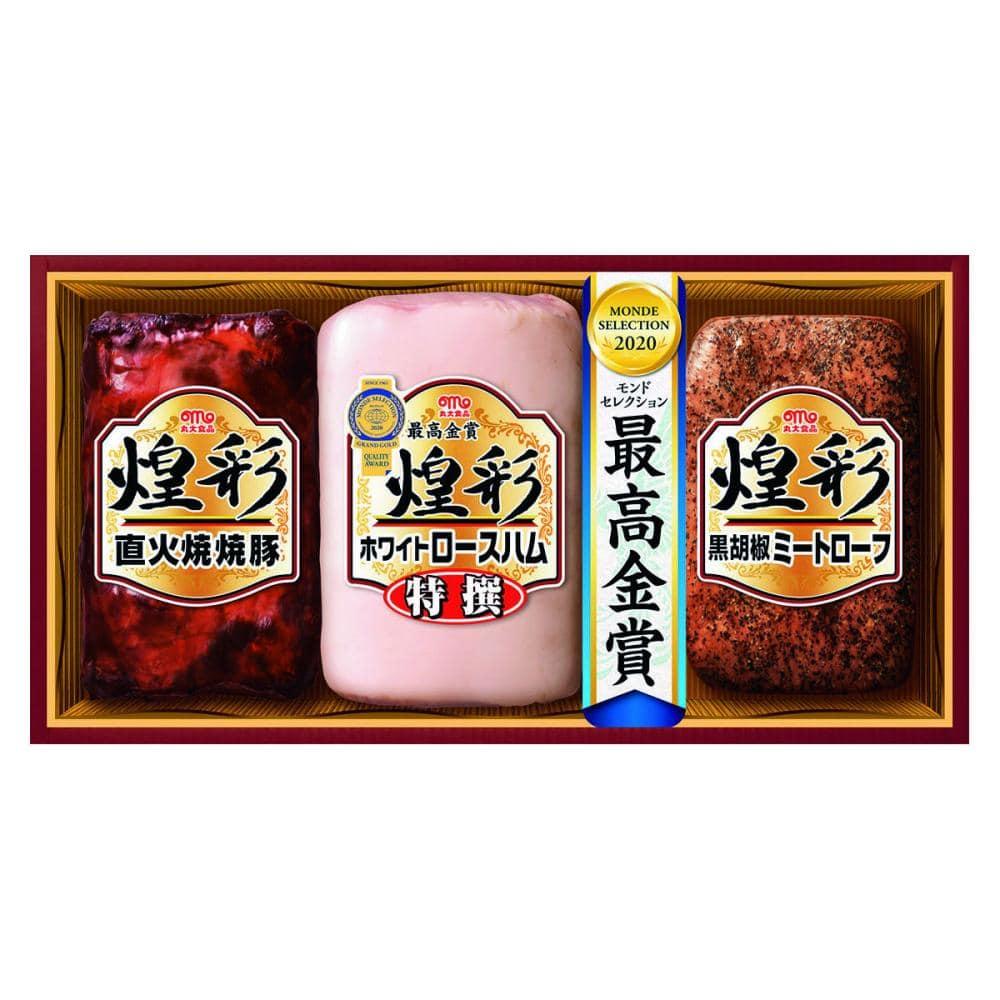 【20年お歳暮ギフト】 丸大食品 煌彩ギフト MV-383
