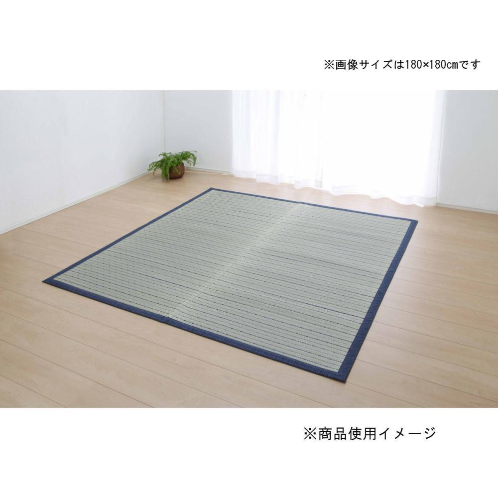 い草ラグ ウレタン厚5mm 清風 約2.7帖 180×240cm