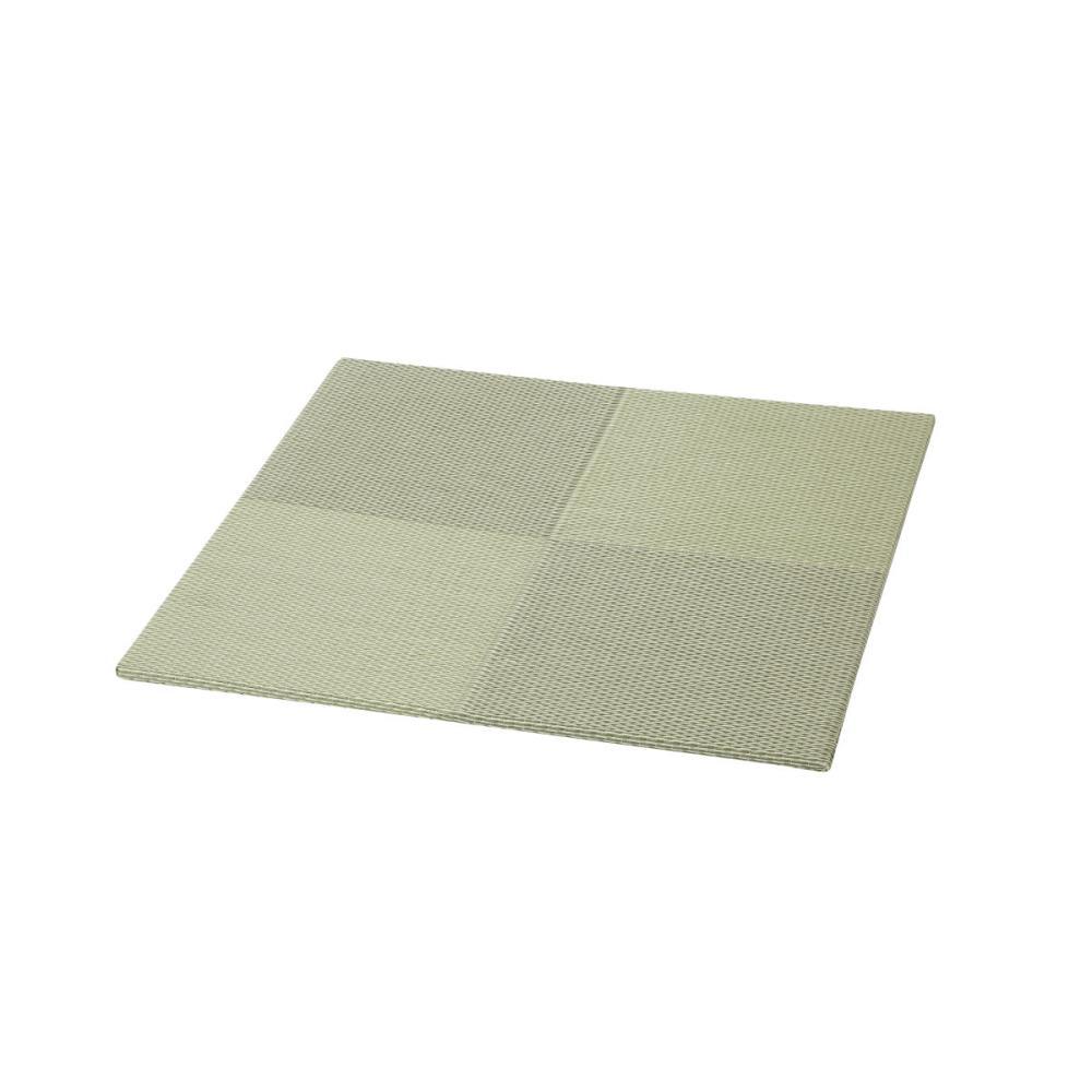 水拭きできるシステム畳 風月 半帖 82×82cm