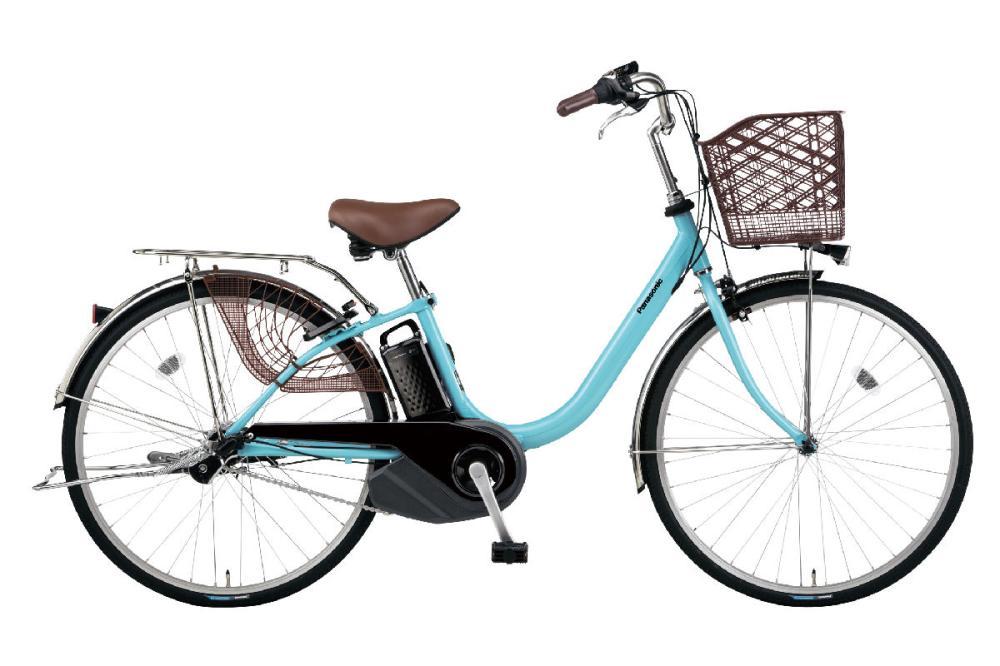 Panaconic 電動アシスト自転車 ビビYX 26インチ ブルー ELYX633V2