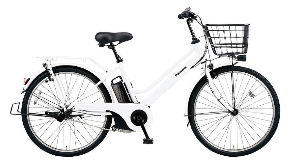 Panasonic 電動アシスト自転車 ティモS 26インチ