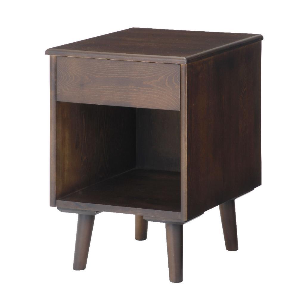 アテーナライフ 木製サイドテーブル 各種