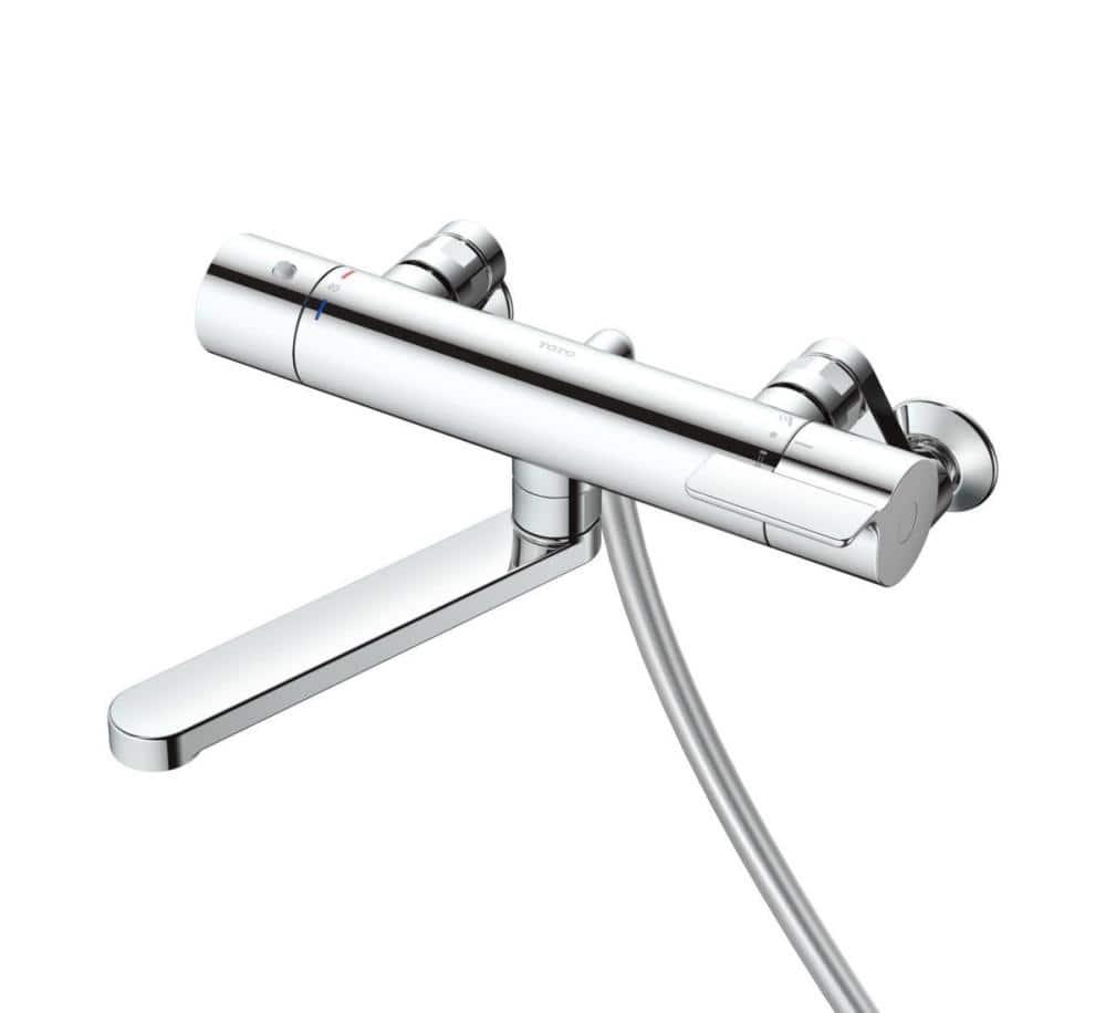 TOTO 浴室用サーモスタットクリックシャワー混合栓 TBY01403 各種