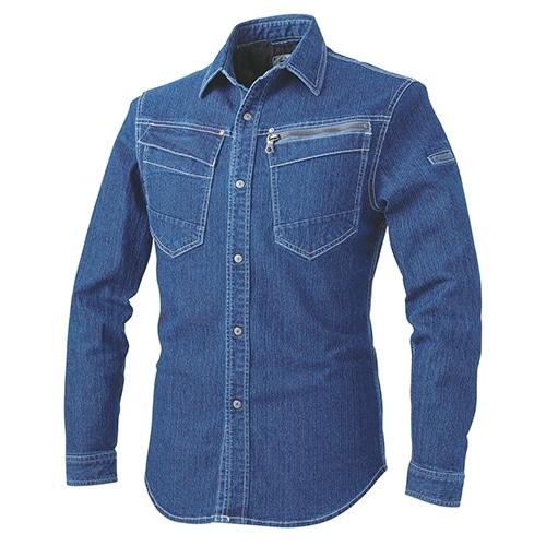 中国産業 HOP-SCOT 児島デニシャンSTシャツ 9821 各種