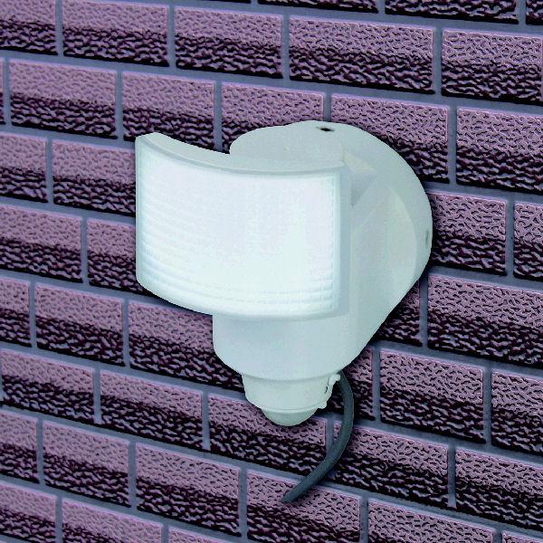 コメリ AC LEDセンサーライト 1灯 600lm RL-N1L600AC