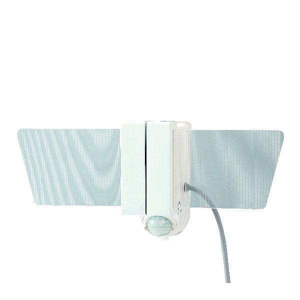 フラットデザイン LEDセンサーライト 2000lm