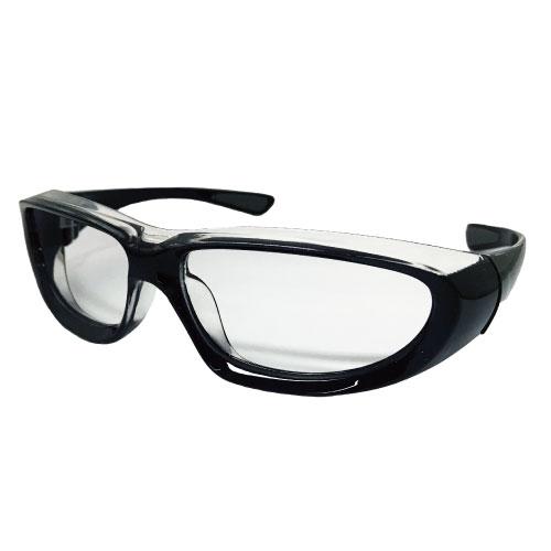 保土ヶ谷電子販売 花粉グラス スポーツ ブラック KF-03-1