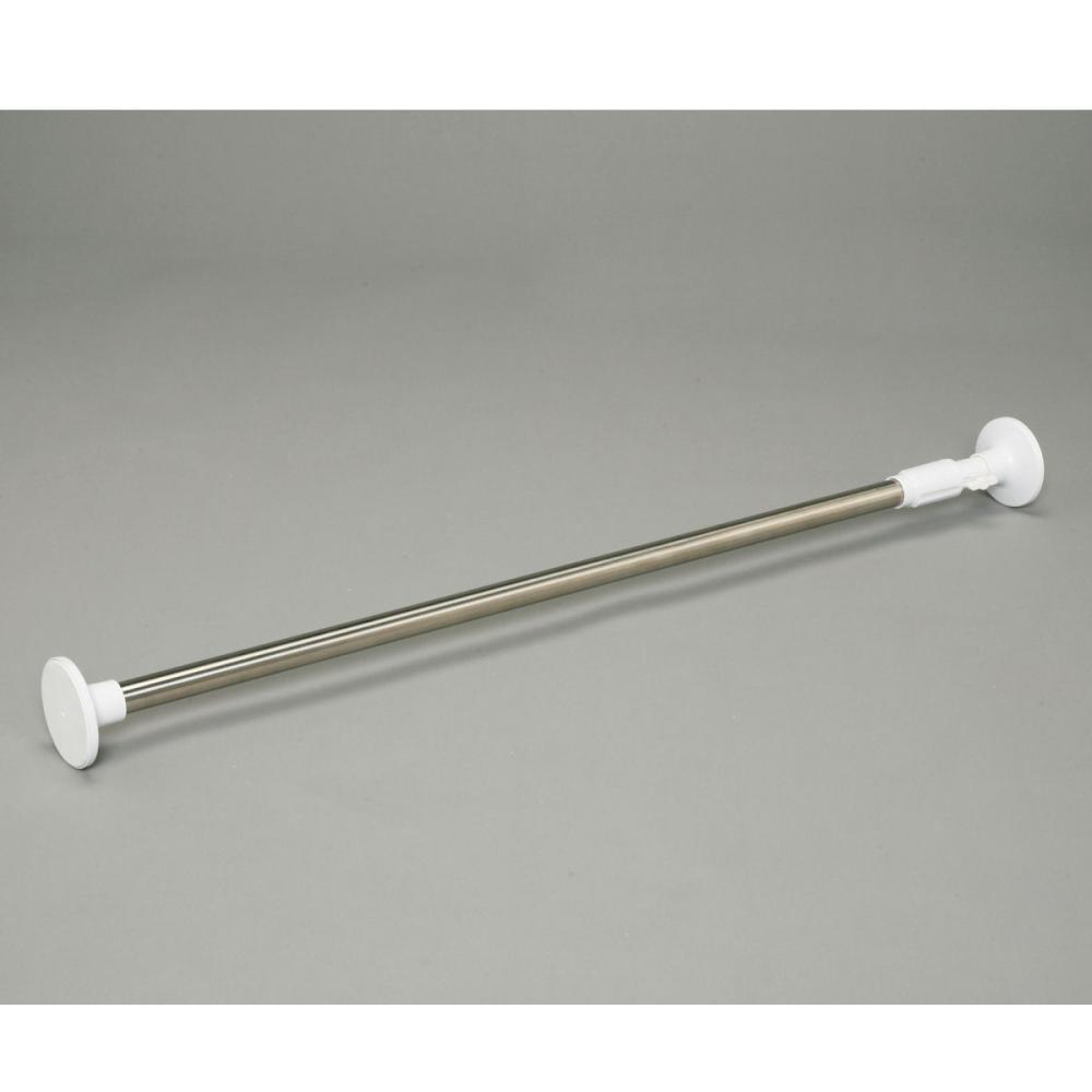 浴室用ステンレス超強力伸縮棒 YSP ホワイト 各種