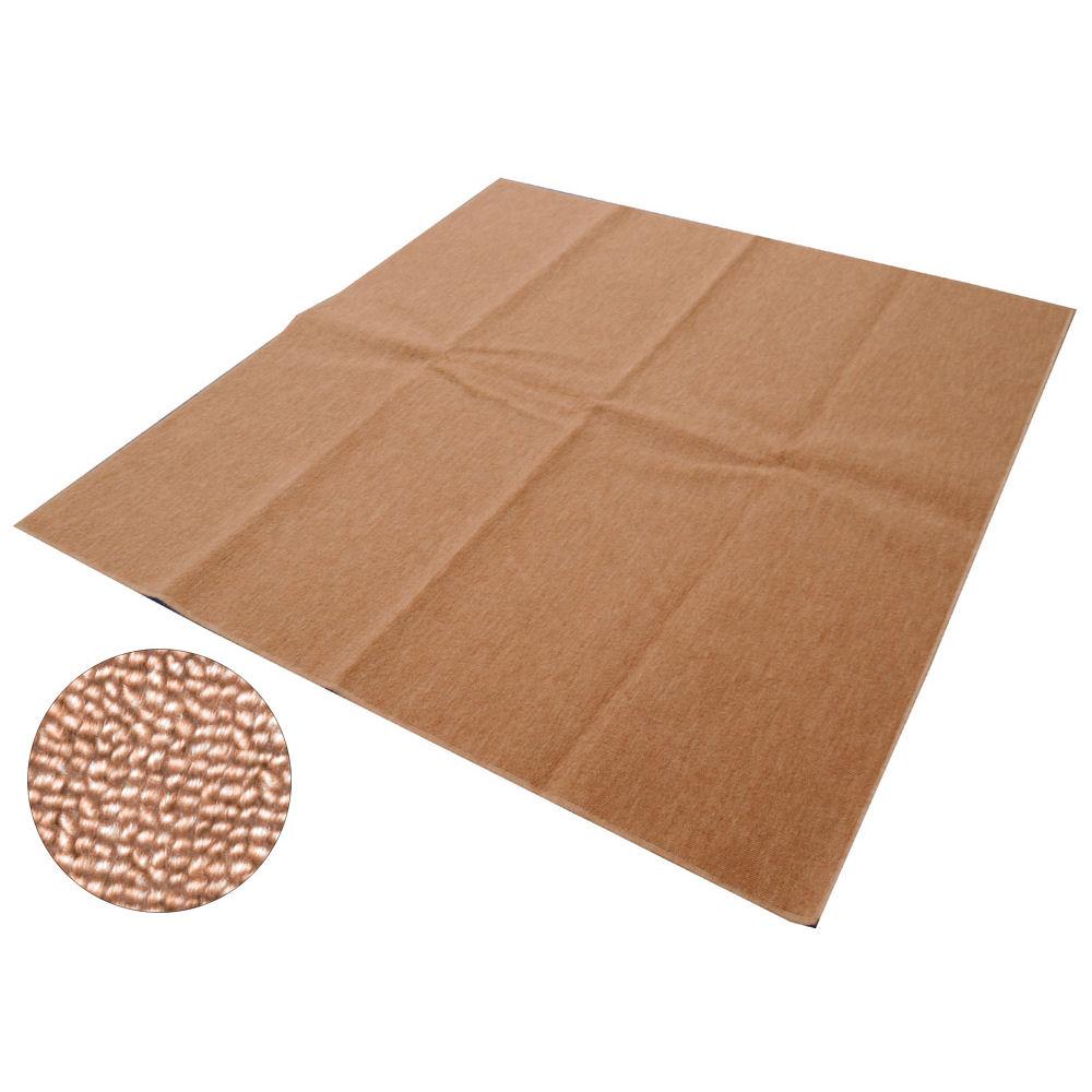 アレルGプラス 平織カーペット 江戸間 ブラウン 各種