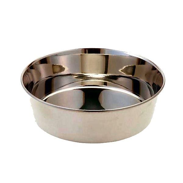 ドギーマン ステンレス製食器 犬用 皿型 L