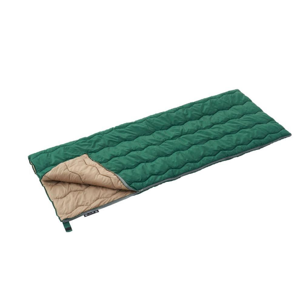 LOGOS ROSY 丸洗い寝袋・6 グリーン