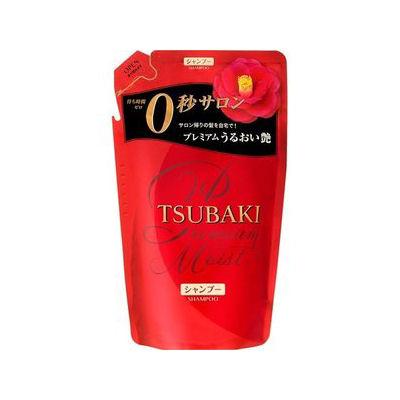 資生堂 TSUBAKI ツバキ プレミアムモイスト シャンプー 詰替用 330ml