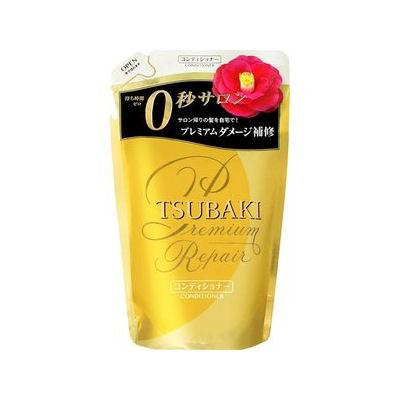 資生堂 TSUBAKI ツバキ プレミアムリペア コンディショナー 詰替用 330ml