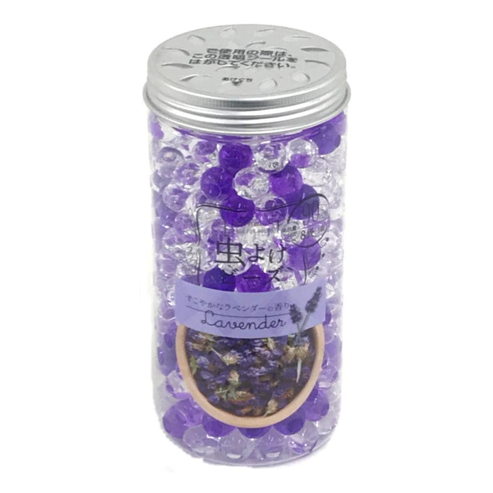 虫よけビーズ すこやかなラベンダーの香り 約90日用