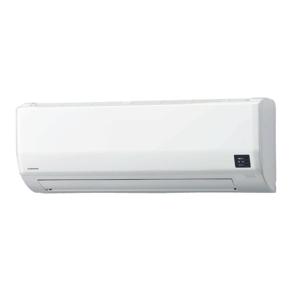 コロナ 冷暖房エアコン 8畳用 CSH-W2520R(W)