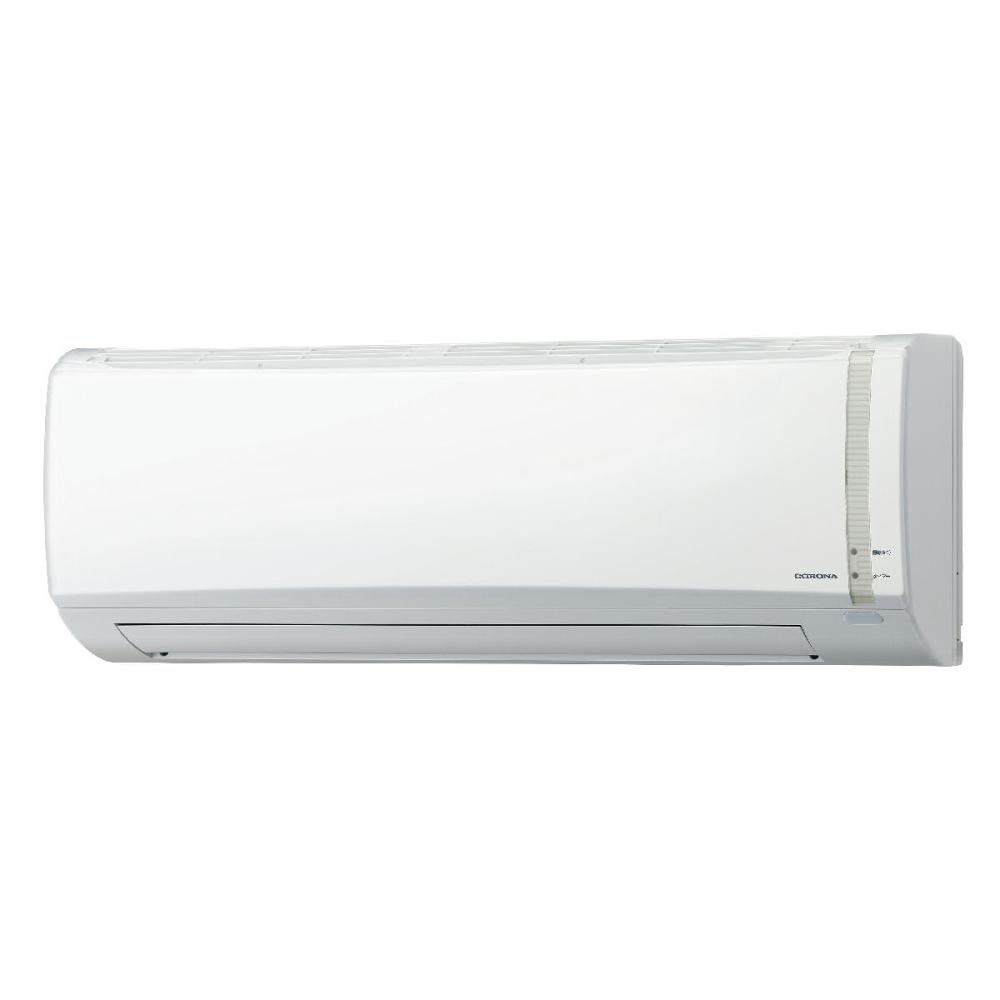 コロナ 冷暖房エアコン 8畳用 CSH-N2520R(W)