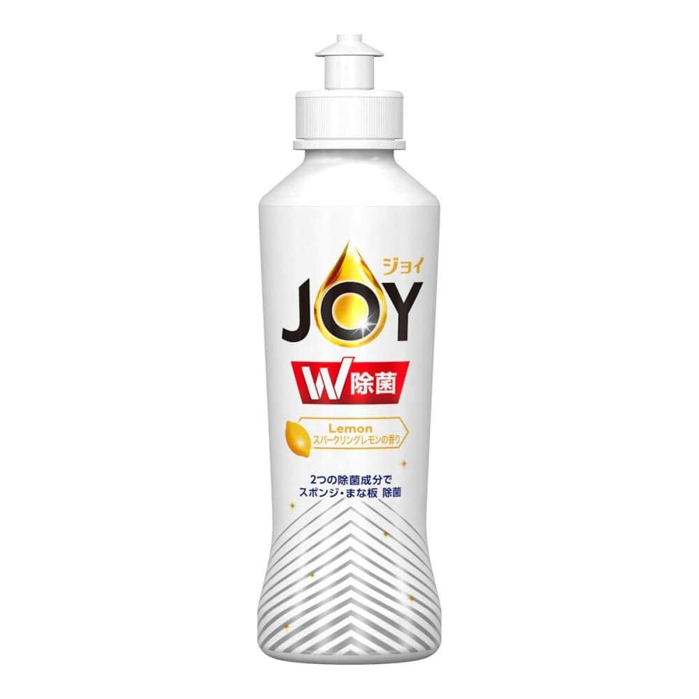 P&G 除菌ジョイコンパクト スパークリングレモンの香り 本体 175ml