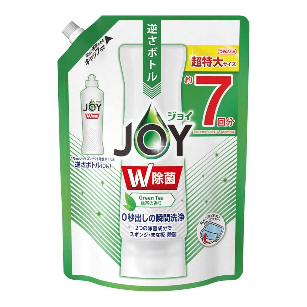 P&G 除菌ジョイコンパクト 緑茶の香り 超特大サイズ 960ml