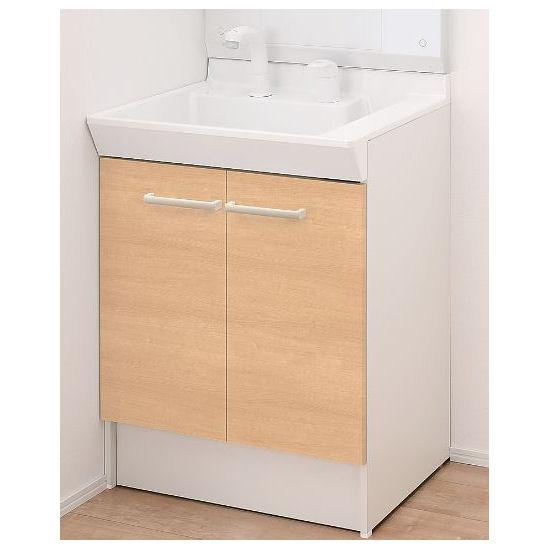 LIXIL INAX 洗面台 V1シリーズ 幅60cm シングルレバー洗髪シャワー水栓 各種
