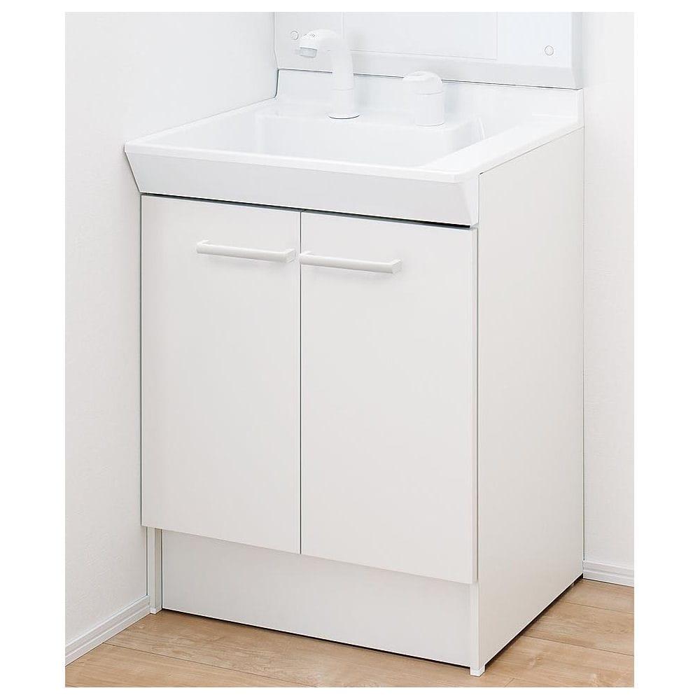 LIXIL INAX 洗面台 V1シリーズ ホワイト V1N1-605SY/VP1H