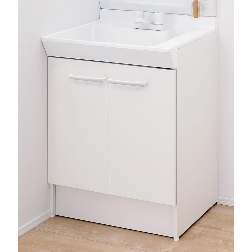 LIXIL INAX 洗面台 V1シリーズ 幅75cm 2ハンドル混合水栓 各種