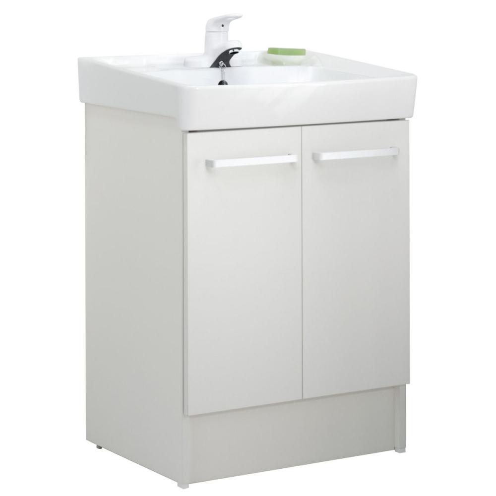 LIXIL INAX 洗面台 D7シリーズ 幅75cm シングルレバー混合水栓 各種