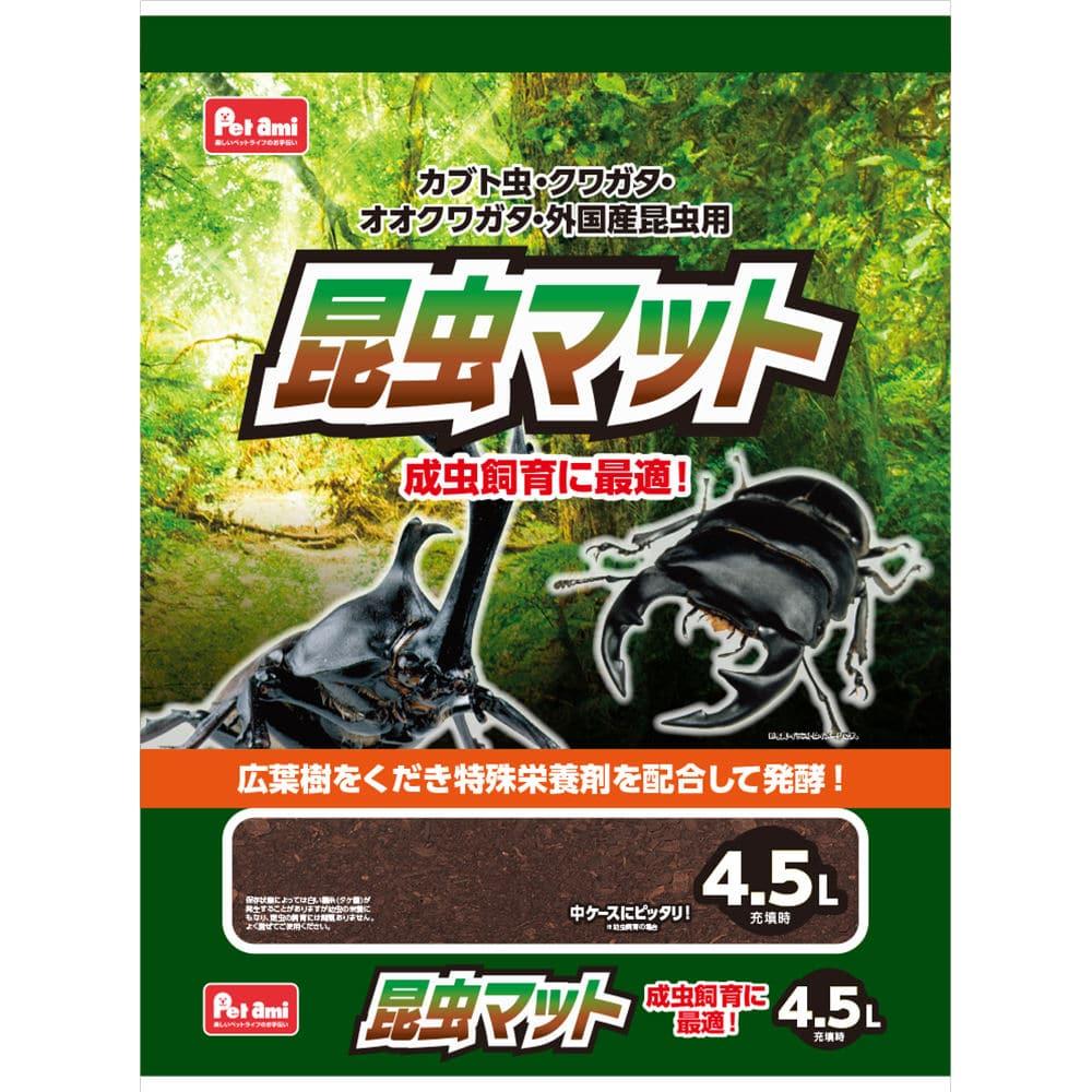 Petami 昆虫マット 4.5L ZKO-84