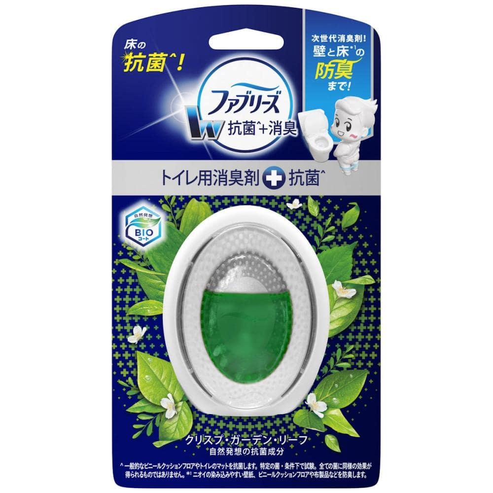 P&G ファブリーズW消臭 トイレ用消臭剤+抗菌