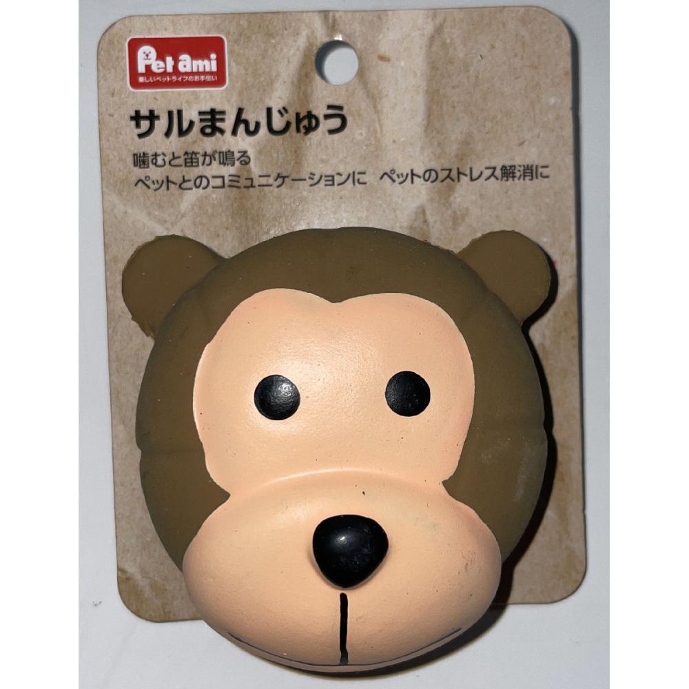 Petami ペット玩具 L サルまんじゅう