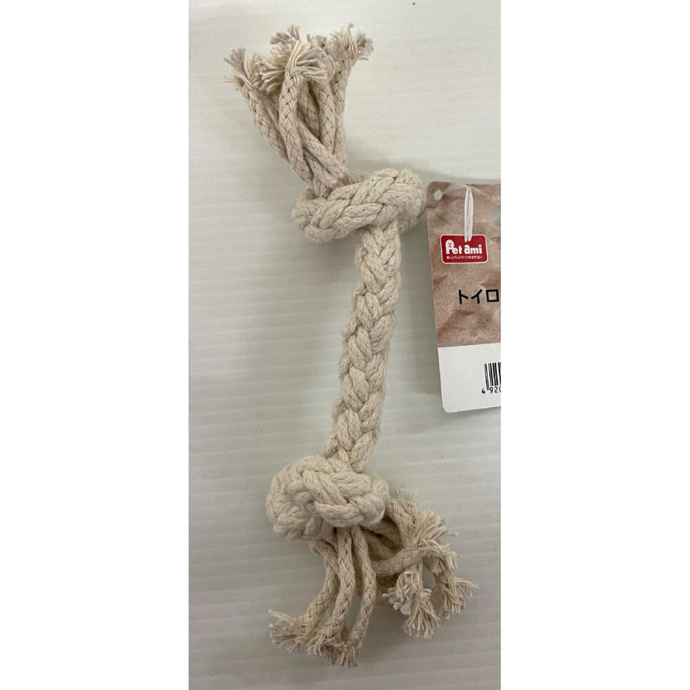 Petami ペット玩具 トイロープ Sサイズ