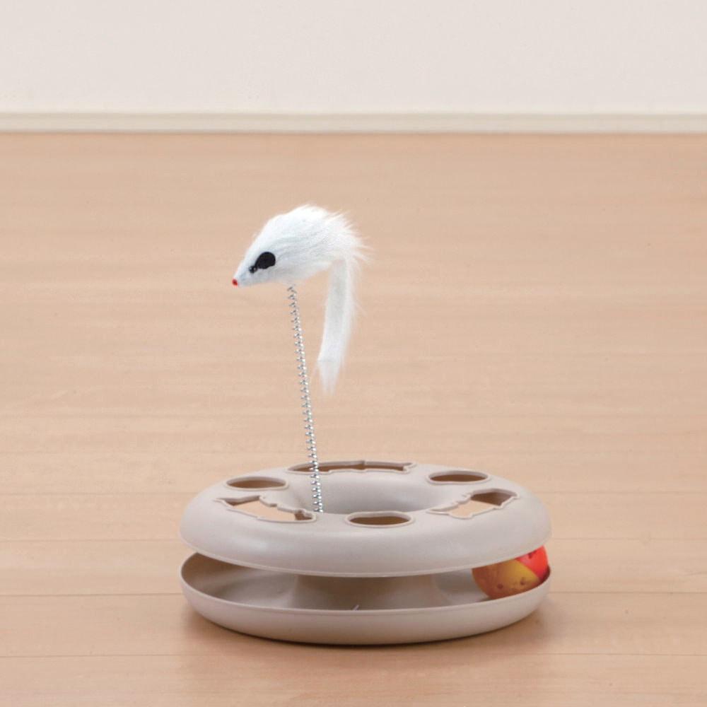 Petami ペット玩具 マウスハント マウス・オン・ザ・ポール