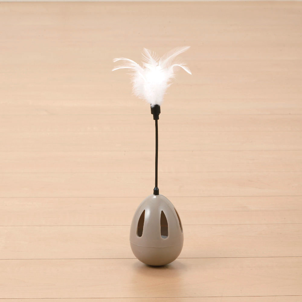 Petami ペット玩具 フェザースイング