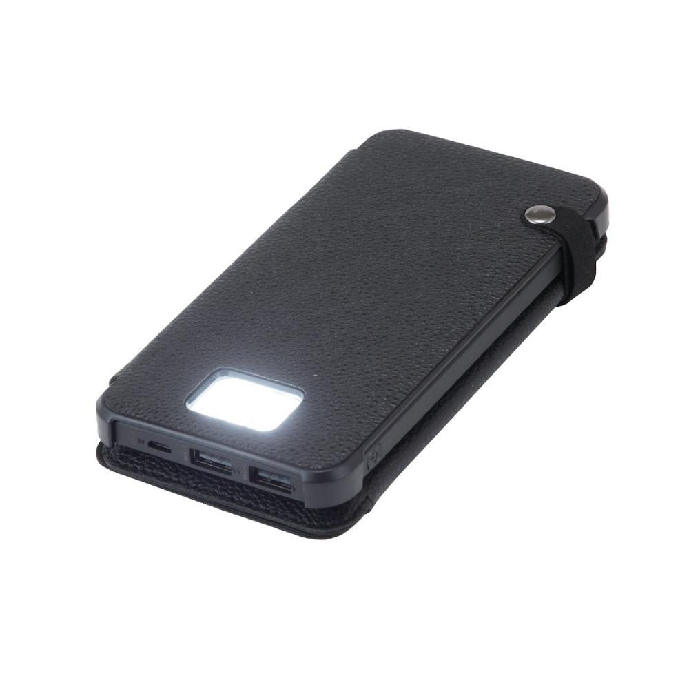 ソーラーモバイルバッテリー2面8000mAh HD