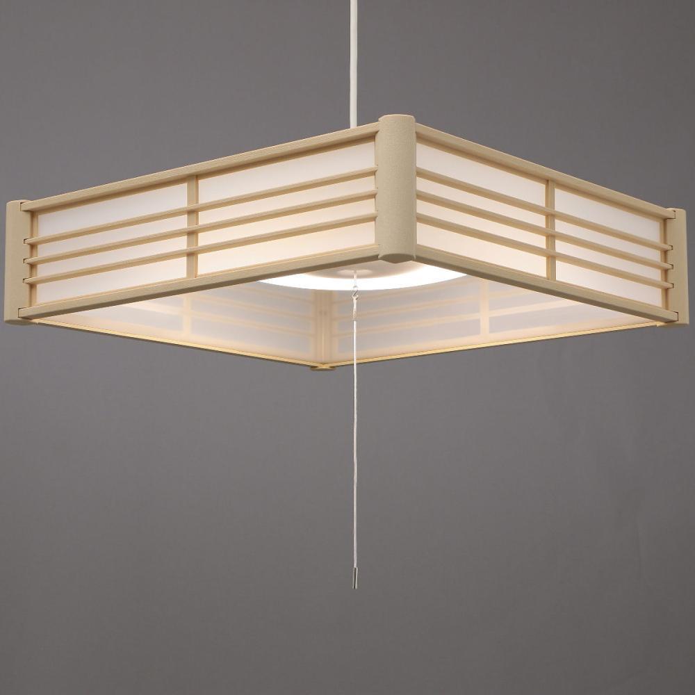 アイリスオーヤマ LED和風ペンダントライト 調光 各種