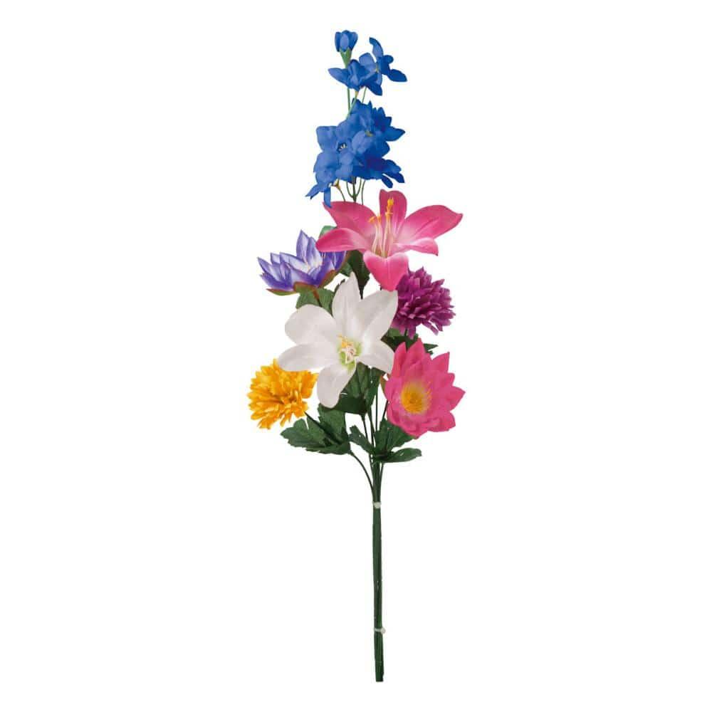 造花 ブッカクミバナ S FP-0881 MIX