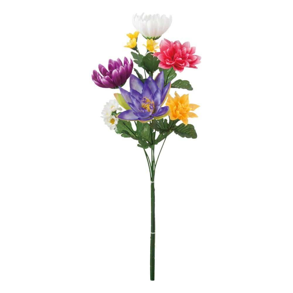 造花 ブッカクミバナ S FP-0882 MIX