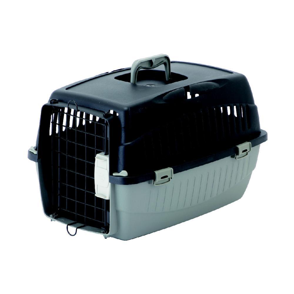 Petami ハードキャリー 小型犬用 グレー BON1-1DX