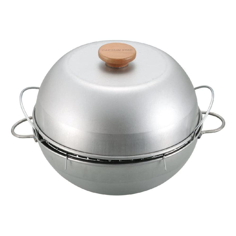 キャプテンスタッグ ミニ燻製鍋 UG-1054