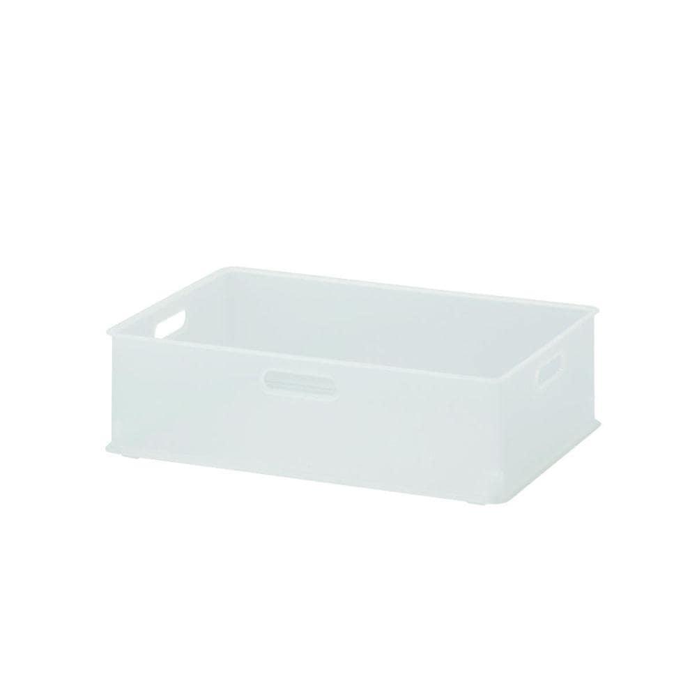アテーナライフ インボックス 箱型横ハーフ クリア