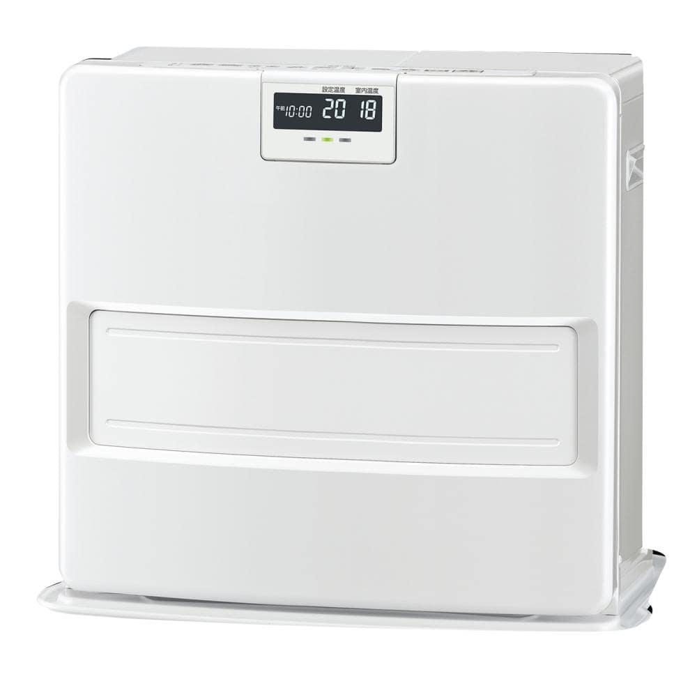 コロナ ファンヒーター 木造10畳 ホワイト FH-VX3620BY(W)