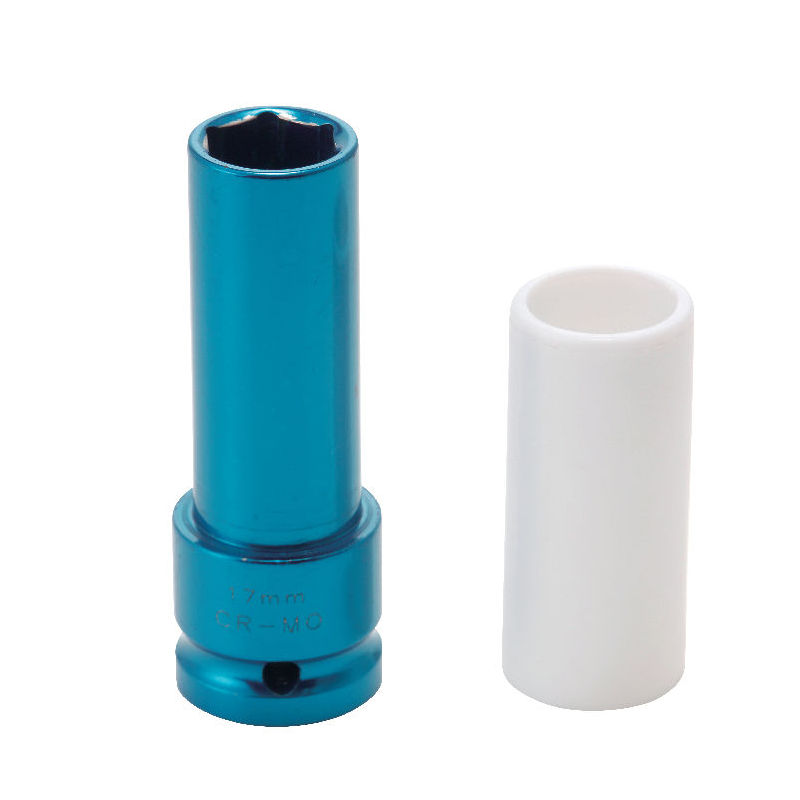K+GEAR 保護カバー付 差込角12.7mmディープソケット 各種