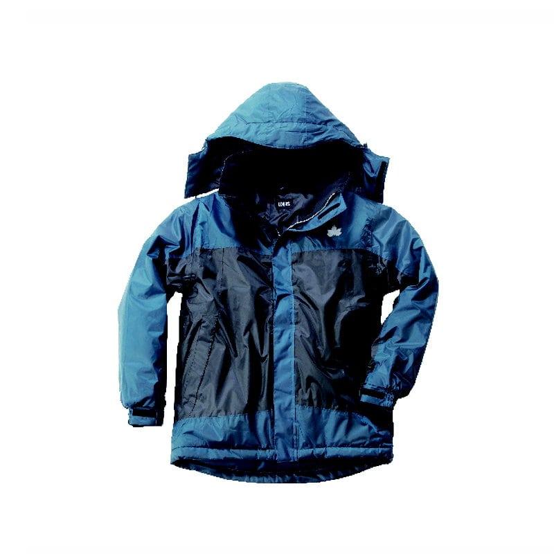 LOGOS 防水防寒スーツ シーレーン ネイビー L