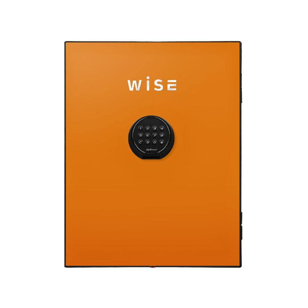 ディプロマット WISEプレミアムセーフフロントパネル オレンジ WS500FPO
