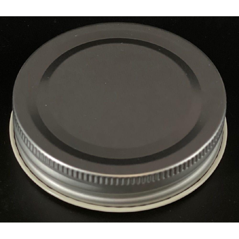 保存ビン ふた シルバー 70mm