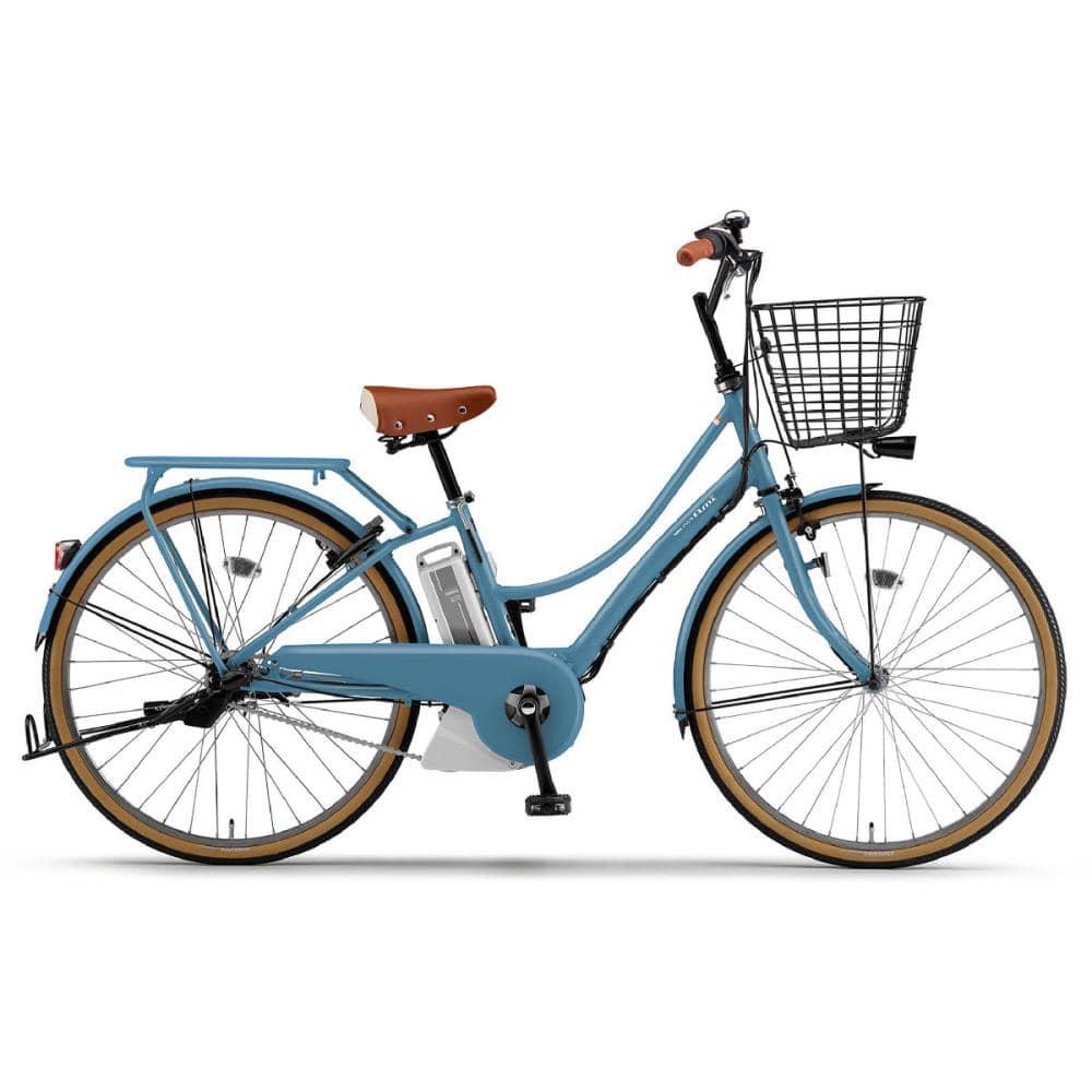 ヤマハ 電動アシスト自転車 PAS Ami 26インチ パウダーブルー