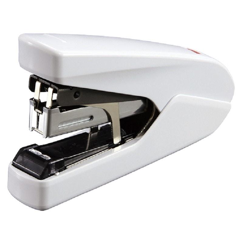 マックス ホチキス パワーフラット ホワイト HD-10DFL W2