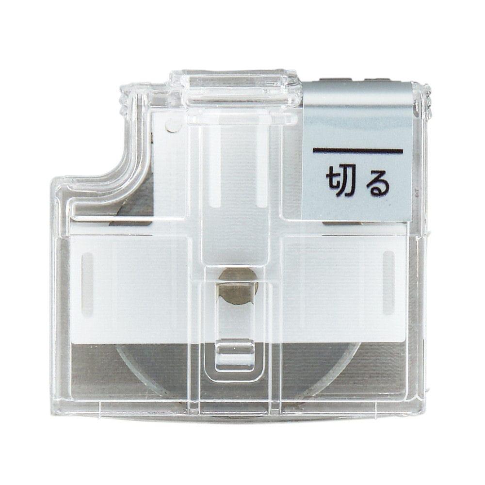 プラス スライドカッター ハンブンコ専用替刃 直線 PK-800H1