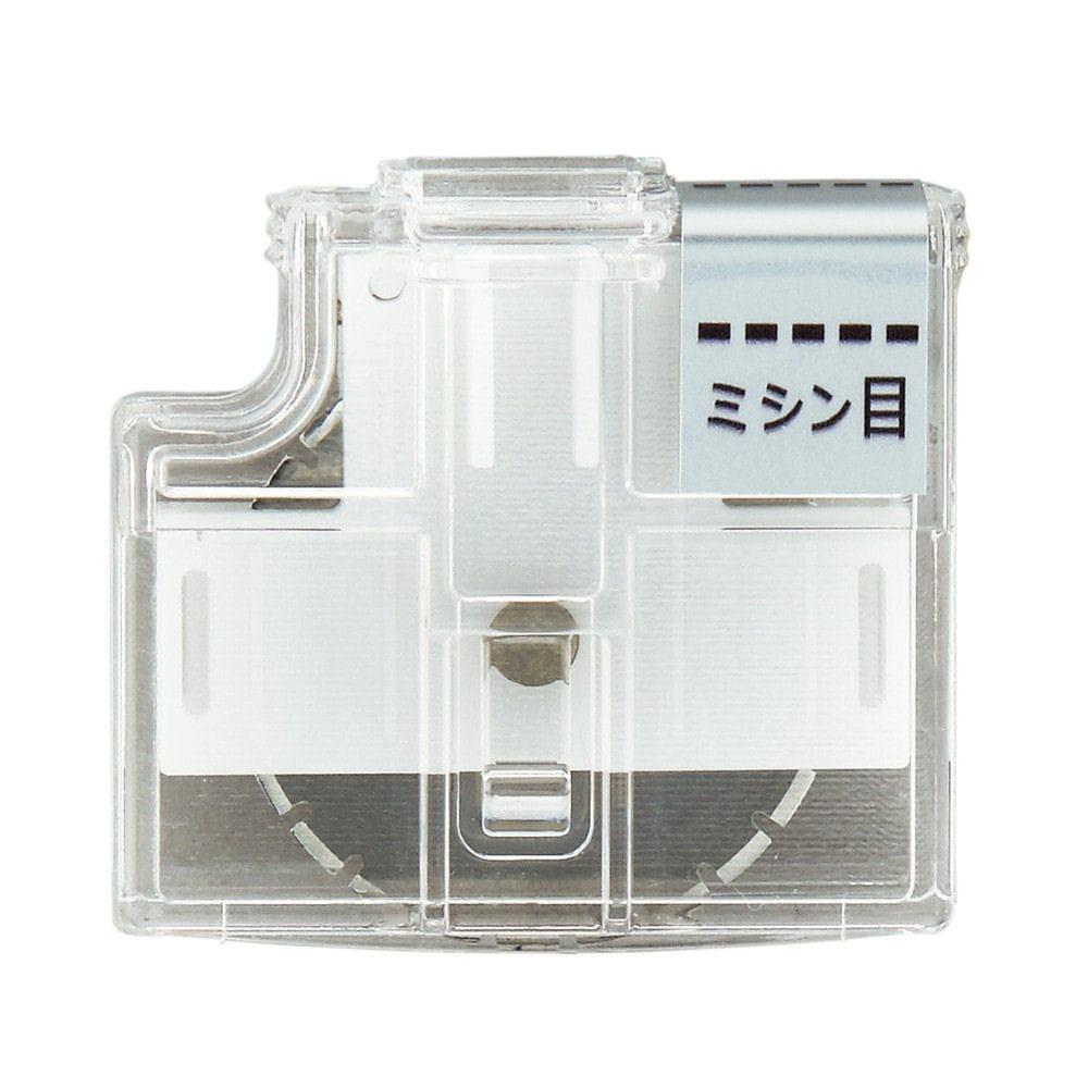 プラス スライドカッター ハンブンコ専用替刃 ミシン目 PK-800H2