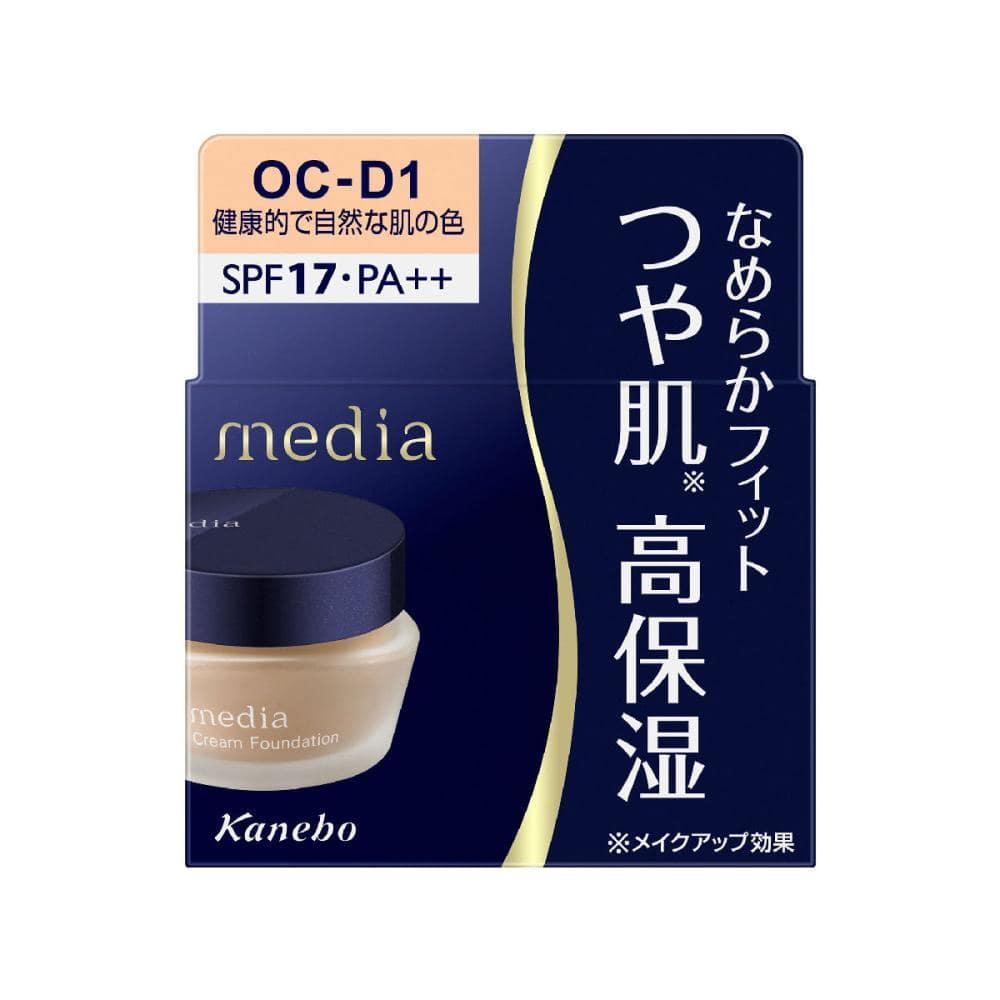 カネボウ メディア クリームファンデーションN OCD1 25g