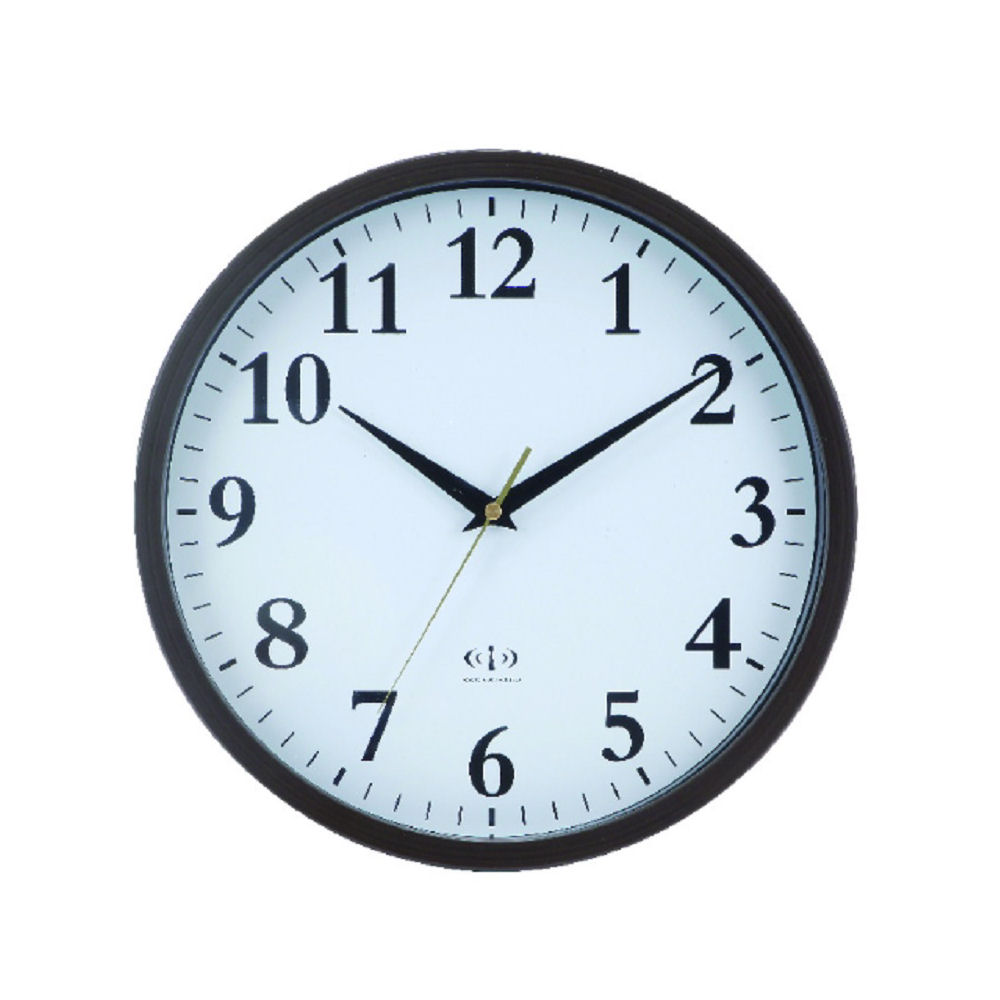 電波掛け時計 ブラウン ST1-BRWH-30